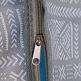 Кофр для хранения вещей «Этника», 40×30×20 см, цвет серый, фото 3