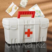 Аптечка BLOСKER «Скорая помощь», малая, цвет белый
