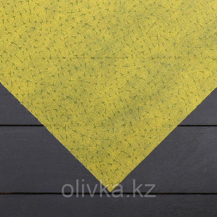 Материал укрывной, 1,6 × 6 м, плотность 60, с УФ-стабилизатором, песочный, «Спанграм»
