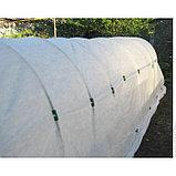 Зажим для крепления укрывного материала, d = 10 мм, набор 12 шт., фото 3