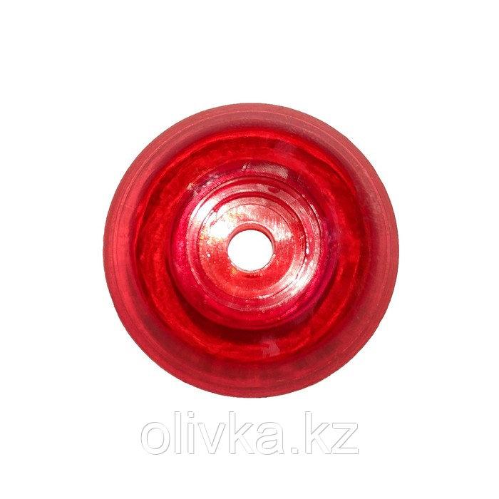 Термошайба, 40 мм, набор 250 шт., красная, без прокладки