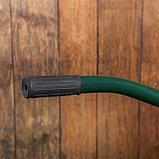 Тачка садово-строительная, одноколёсная: груз/п 180 кг, объём 100 л, пневмоколесо 4.00-8, кузов 0,8 мм, фото 5