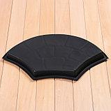 Форма для тротуарной плитки, «Веер», 55 × 33 × 4 см, 1 шт, фото 2