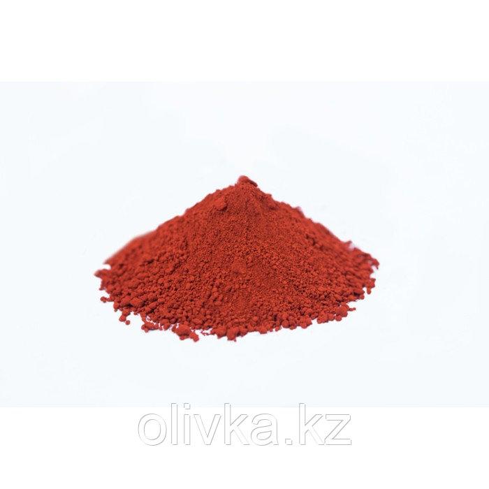 Пигмент для покраски изделий из бетона, красный, мешок 25 кг
