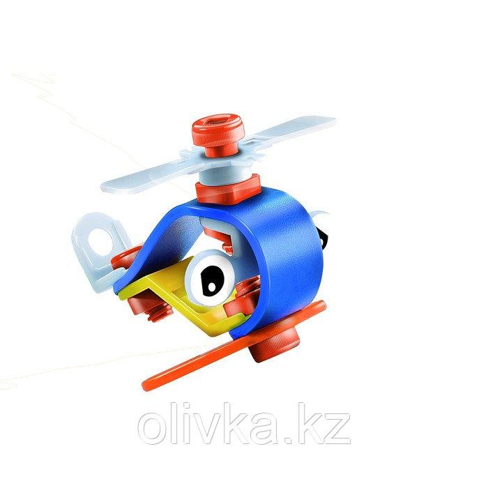 Конструктор гибкий «Вертолёт», 14 деталей