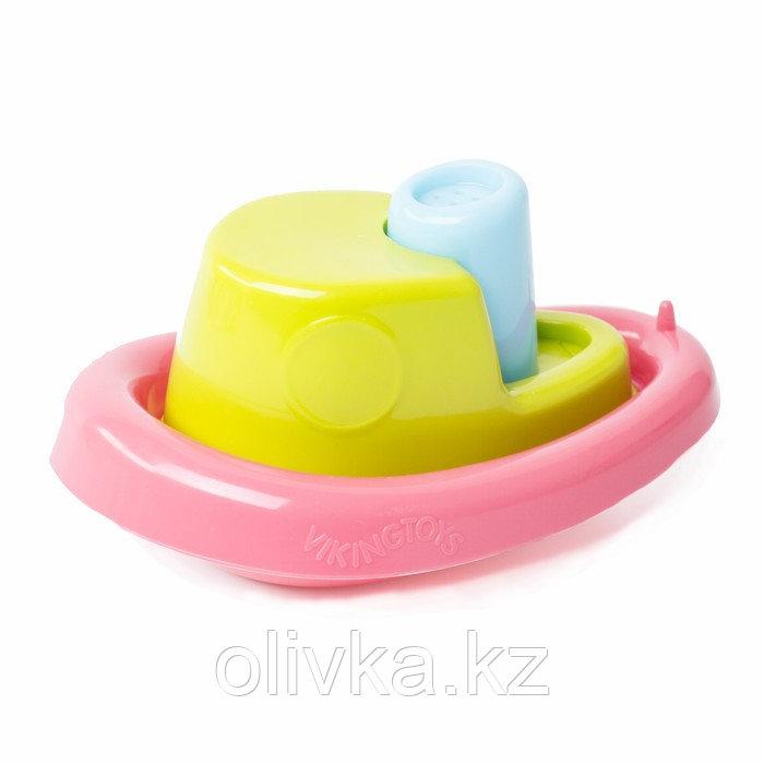 Кораблик «Буксир», для ванной