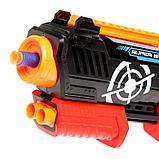 Бластер 2BULLETSGUN, стреляет мягкими и гелевыми пулями, фото 4