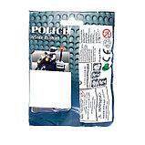 Конструктор «Полицейский байк», 25 деталей, фото 2