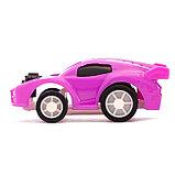 Машина инерционная «Гонщик», цвета МИКС, фото 2