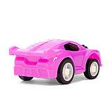 Машина инерционная «Гонщик», цвета МИКС, фото 3