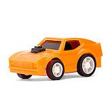 Машина инерционная «Гонщик», цвета МИКС, фото 4