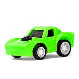 Машина инерционная «Гонщик», цвета МИКС, фото 7