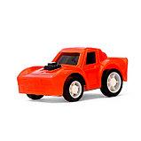 Машина инерционная «Гонщик», цвета МИКС, фото 8