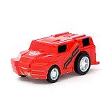 Машина инерционная «Супер Герой», МИКС, фото 5