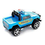 Машина инерционная «Полиция», МИКС, фото 3
