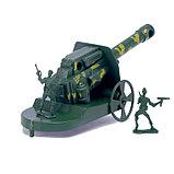 Пушка «Гаубица», с солдатами, фото 3