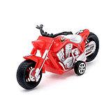 Мотоцикл инерционный «Чоппер», цвета МИКС, фото 4