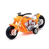 Мотоцикл инерционный «Чоппер», цвета МИКС, фото 5