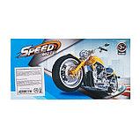 Мотоцикл инерционный «Чоппер», цвета МИКС, фото 7