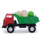 Машина с шариками, цвета МИКС, фото 3