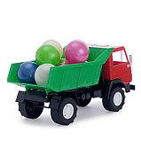 Машина с шариками, цвета МИКС, фото 4