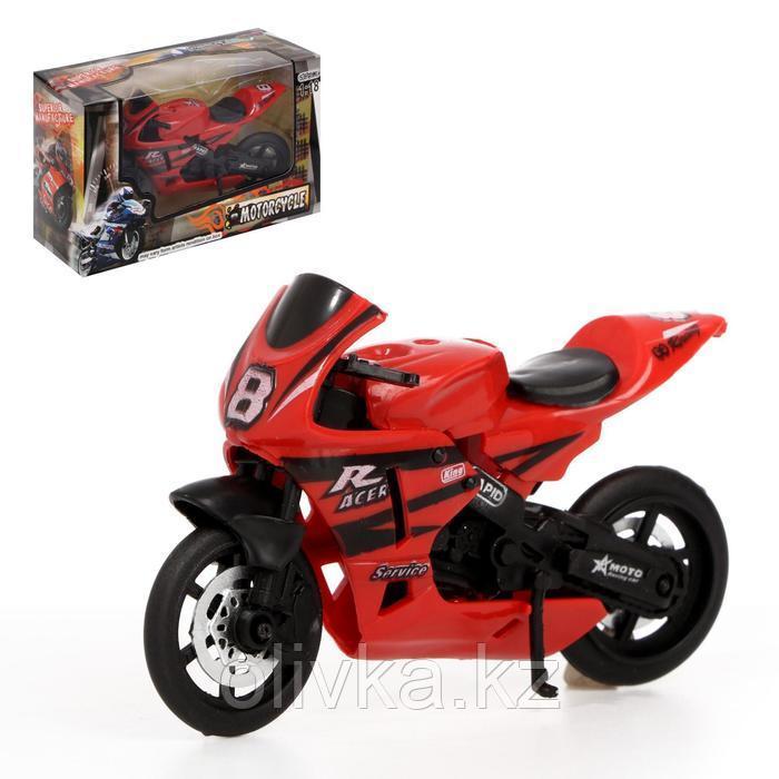Мотоцикл инерционный «Спортбайк»