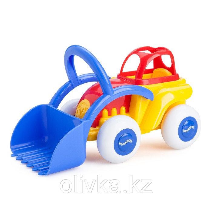 Игрушка «Трактор с ковшом»