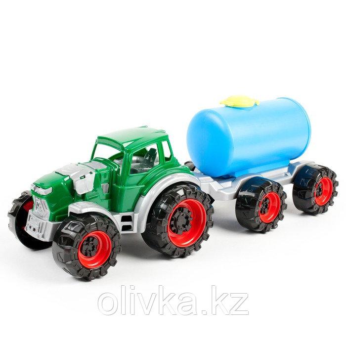 Трактор «Техас молоковоз», МИКС