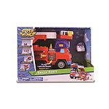 Игровой набор «Спасатели», с машиной Спарки и трансформером Зоуи, 9 см, фото 2
