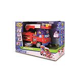 Игровой набор «Спасатели», с машиной Спарки и трансформером Зоуи, 9 см, фото 3