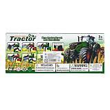 Трактор инерционный «Фермер», МИКС, фото 6