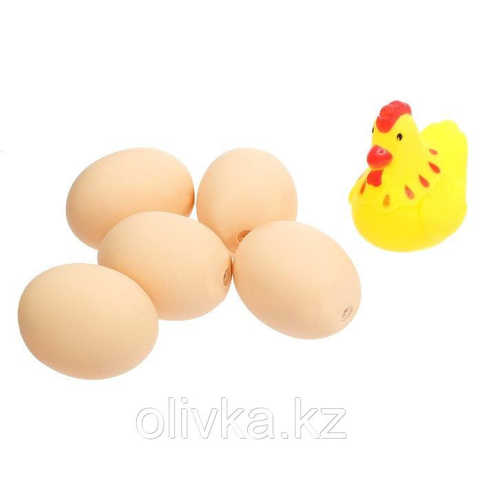Набор продуктов «Яйца-пищалки с курицей»
