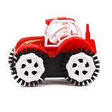 Трактор-перевёртыш «Фермер», работает от батареек, цвета МИКС, фото 5