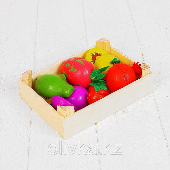 Набор продуктов в ящике «Ягоды и фрукты»