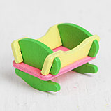 Мебель для кукол «Спальня с детской», фото 3
