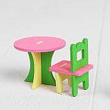 Мебель для кукол «Спальня с детской», фото 5