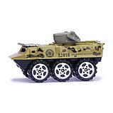 Машина металлическая «Военная техника», МИКС, фото 4