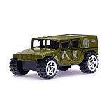 Машина металлическая «Военная техника», МИКС, фото 5