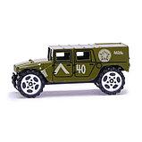 Машина металлическая «Военная техника», МИКС, фото 6