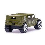Машина металлическая «Военная техника», МИКС, фото 7