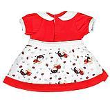 Одежда для кукол «Платье Забияка», МИКС, фото 6