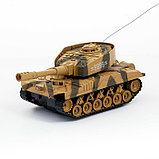 Танк радиоуправляемый «Т-64», работает от аккумулятора, световые и звуковые эффекты, цвета МИКС, фото 4