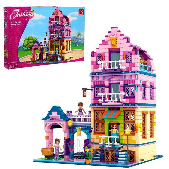 Конструктор «Многоэтажный дом», 1315 деталей