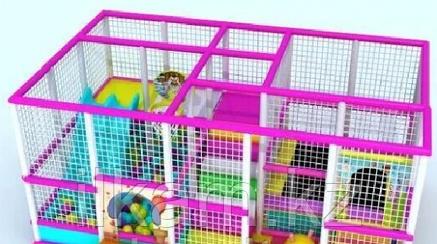 Детский игровой комплекс лабиринт, фото 2
