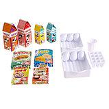 Холодильник двухкамерный с набором продуктов, цвета МИКС, фото 4