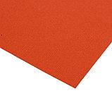 Картон цветной, Двусторонний: текстурный/гладкий, 210 х 297 мм, Sadipal Fabriano Elle Erre, 220 г/м, оранж т, фото 2