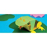 Картон цветной, Двусторонний: текстурный/гладкий, 210 х 297 мм, Sadipal Fabriano Elle Erre, 220 г/м, оранж т, фото 5