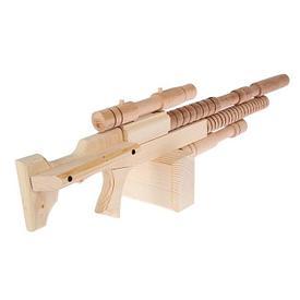 Оружие из дерева