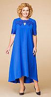 Платье Romanovich-1-1539, василек, 52