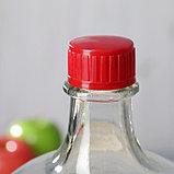 "Бутылка 4,5 л ""Ровоам"", с краником, фото 4"
